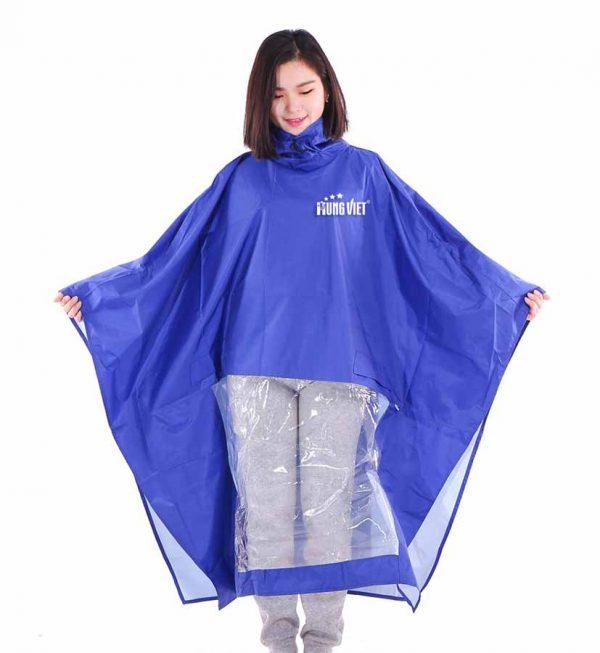 may áo mưa cánh rơi