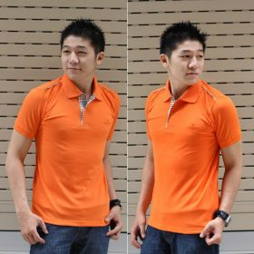 áo thun cam đồng phục