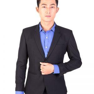 mẫu áo vest đồng phục