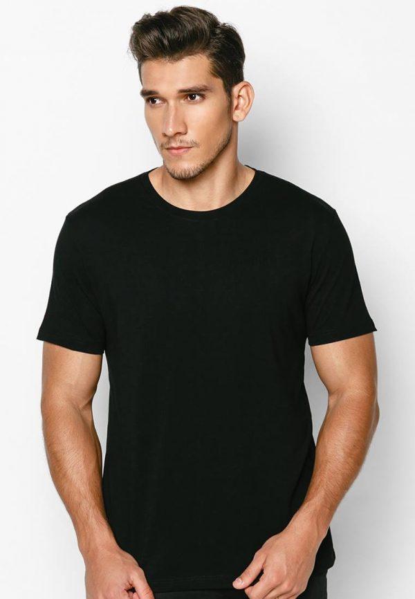áo màu đen trơn