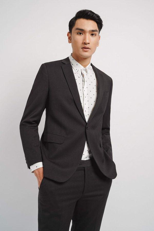 áo vest nam sang trọng