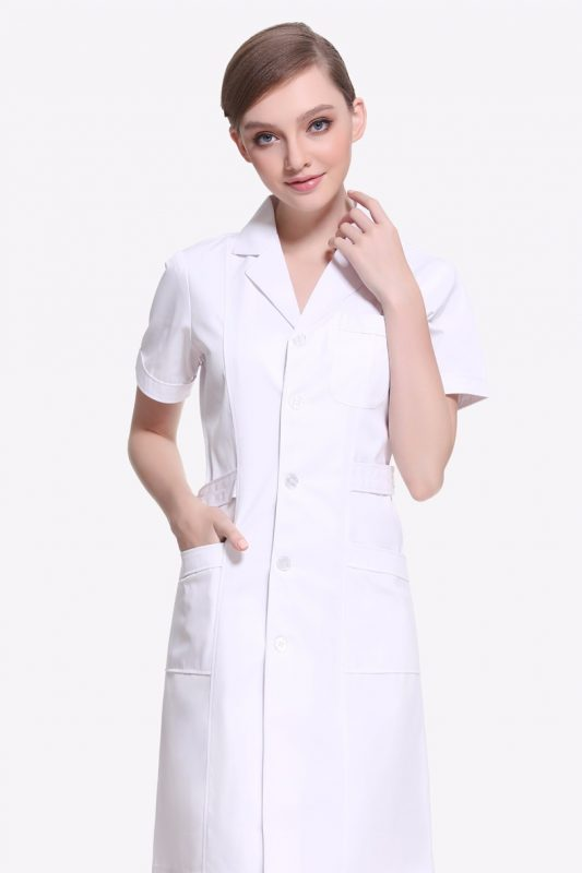 may đồng phục y tá
