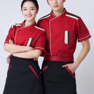 đồng phục pha chế