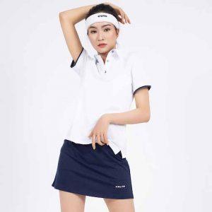 áo thể thao nữ trắng