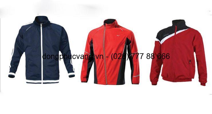 mau áo khoác đồng phục cho công ty